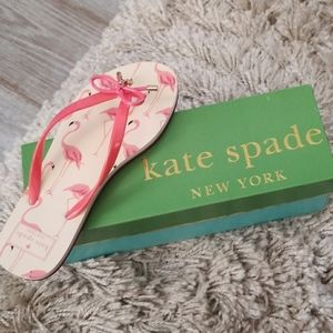 Kate spade slip on shoes